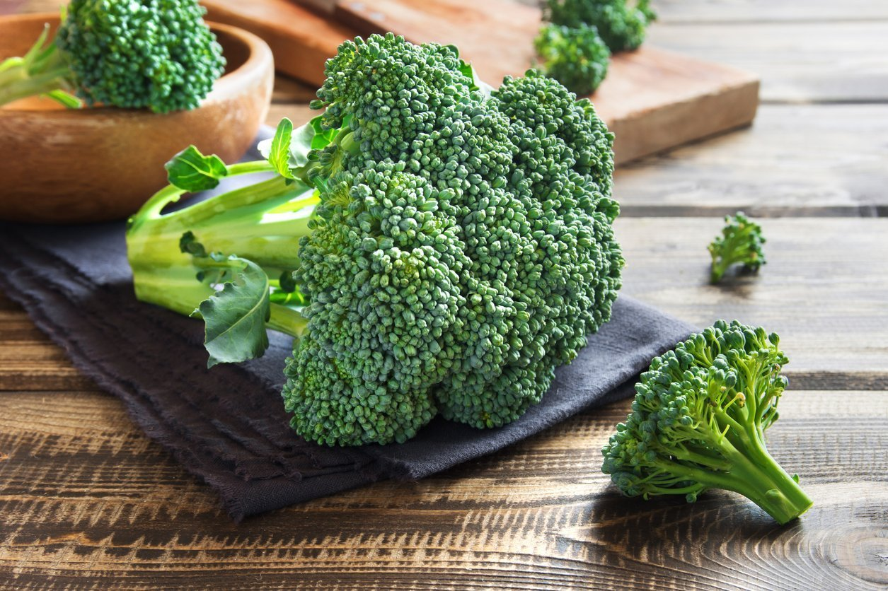 Broccoli - the beneficial properties of royal cabbage 10